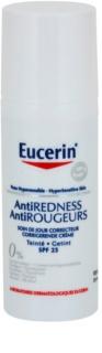 Eucerin Anti-Redness neutralizujący krem na dzień z zielonymi pigmentami SPF 25