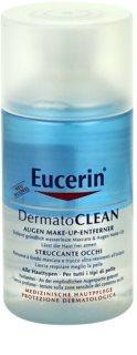 Eucerin DermatoClean Augen Make-up Entferner für alle Hauttypen