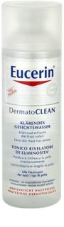 Eucerin DermatoClean reinigendes Gesichtswasser für alle Hauttypen