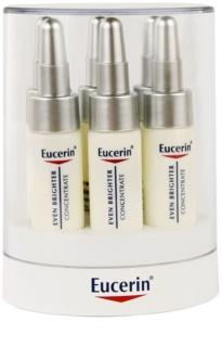 Eucerin Even Brighter szérum a pigment foltok ellen