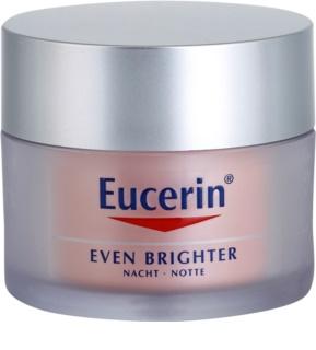Eucerin Even Brighter crema de noche contra problemas de pigmentación