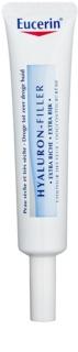 Eucerin Hyaluron-Filler Extra nährende Augencreme gegen tiefe Falten