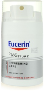 Eucerin Men Moisturising Cream For Sensitive Skin