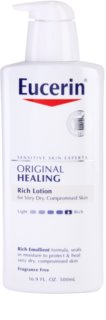 Eucerin Original Healing Nourishing Body Milk For Very Dry Skin
