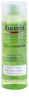 Eucerin Dermo Purifyer Reinigungswasser für problematische Haut, Akne