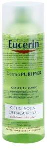 Eucerin Dermo Purifyer čistilna voda za problematično kožo, akne