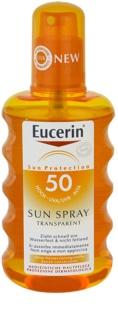 Eucerin Sun спрей для засмаги SPF 50