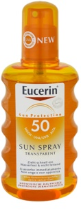 Eucerin Sun спрей за загар  SPF 50