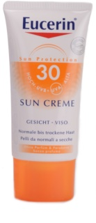 Eucerin Sun zaščitna krema za obraz SPF 30