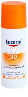 Eucerin Sun ochronny fluid przeciwzmarszczkowy SPF 30