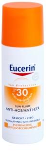 Eucerin Sun защитен флуид против бръчки SPF 30