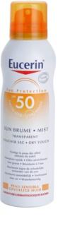 Eucerin Sun Transparent Sunscreen Mist SPF50