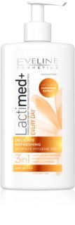 Eveline Cosmetics Lactimed+ gel za intimnu higijenu za nadraženu kožu