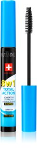 Eveline Cosmetics Total Action korektor za obrvi s kano 8 v 1