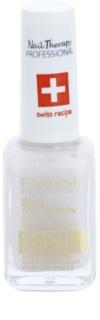 Eveline Cosmetics Nail Therapy Professional балсам за нокти с блестящи частици 8 в 1