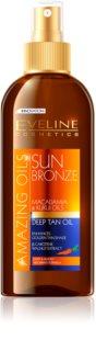 Eveline Cosmetics Sun Care olje za povečanje porjavelosti