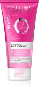 Eveline Cosmetics FaceMed+ Reinigungsgel 3 in 1 mit Hyaluronsäure