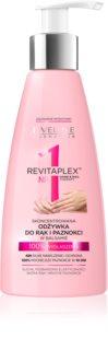 Eveline Cosmetics Revitaplex krema za zaglađivanje za ruke i nokte