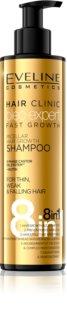 Eveline Cosmetics Oleo Expert šampón na spevnenie a rast vlasov