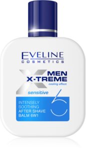 Eveline Cosmetics Men X-Treme Sensitive Soothing After Shave Balm 6 In 1