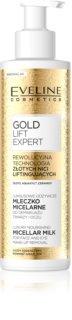 Eveline Cosmetics Gold Lift Expert Μικυλλιακό γαλάκτωμα καθαρισμού μακιγιάζ
