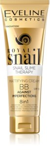Eveline Cosmetics Royal Snail Matte BB Cream 8 In 1