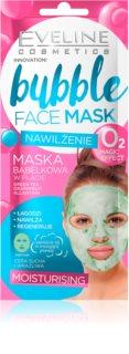 Eveline Cosmetics Bubble Mask Moisturising face sheet mask