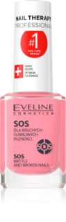 Eveline Cosmetics Nail Therapy conditionner multi-vitaminé au calcium