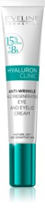 Eveline Cosmetics New Hyaluron Smoothing Eye Cream SPF 15