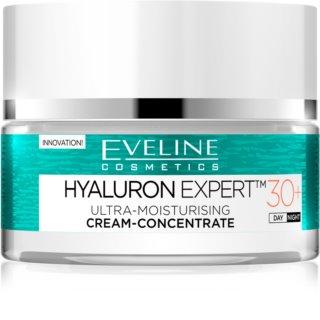 Eveline Cosmetics BioHyaluron 4D κρέμα ημέρας και νύχτας 30+
