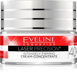 Eveline Cosmetics Laser Therapy Total Lift creme de dia e noite para tratamento antirrugas 40+