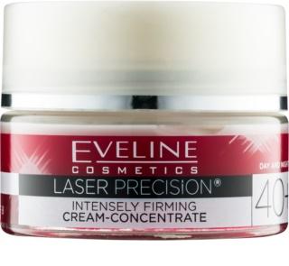 Eveline Cosmetics Laser Precision creme de dia e noite para tratamento antirrugas 40+