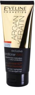 Eveline Cosmetics Argan + Keratin Conditioner  8in1