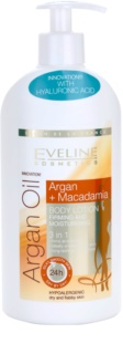 Eveline Cosmetics Argan Oil Hydraterende en Versterkende Body Lotion
