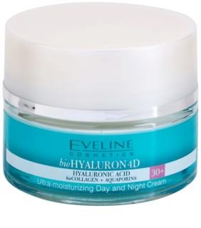 Eveline Cosmetics BioHyaluron 4D дневен и нощен крем 30+