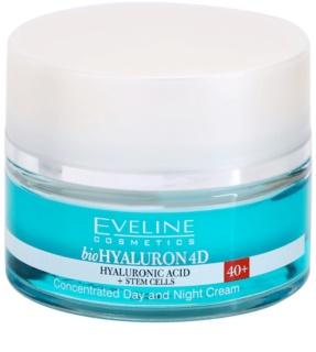 Eveline Cosmetics BioHyaluron 4D denní a noční krém 40+