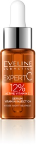 Eveline Cosmetics Expert C ser vitamin activă de noapte