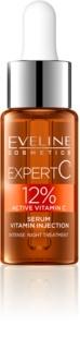 Eveline Cosmetics Expert C ενεργός βιταμινούχος ορός νύχτας