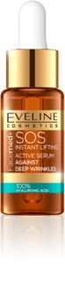 Eveline Cosmetics FaceMed+ ορός προσώπου για την αντιμετώπιση των βαθιών ρυτίδων