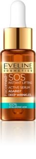 Eveline Cosmetics FaceMed+ bőr szérum ránctalanító mély