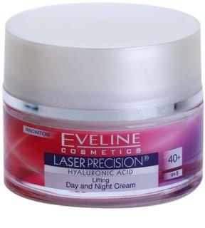 Eveline Cosmetics Laser Precision denní i noční protivráskový krém 40+