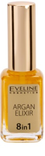 Eveline Cosmetics Nail Therapy αναγεννητικό ελιξίριο Για νύχια και παρανυχίδες