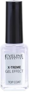 Eveline Cosmetics Nail Therapy krycí lak na nechty pre lesk