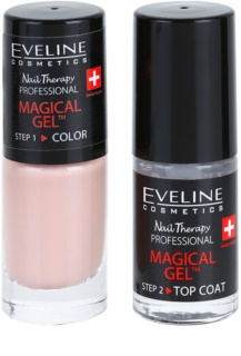 Eveline Cosmetics Nail Therapy Professional unhas de gel sem usar lâmpada UV/LED