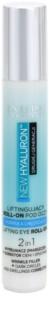 Eveline Cosmetics New Hyaluron lifting roll-on za predel okoli oči s hladilnim učinkom 2v1