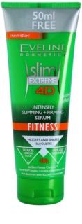 Eveline Cosmetics Slim Extreme Anti-Cellulite Afslank en Verstevigende Serum  met Verkoelende Werking