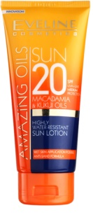 Eveline Cosmetics Sun Care losjon za sončenje SPF 20