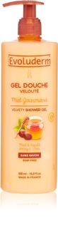Evoluderm Miel Gourmand Velvety Body Wash With Honey