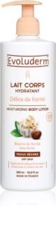 Evoluderm Delice de Karite Hydrating Body Lotion With Shea Butter