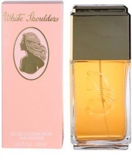 Evyan White Shoulders Eau de Cologne for Women 133 ml